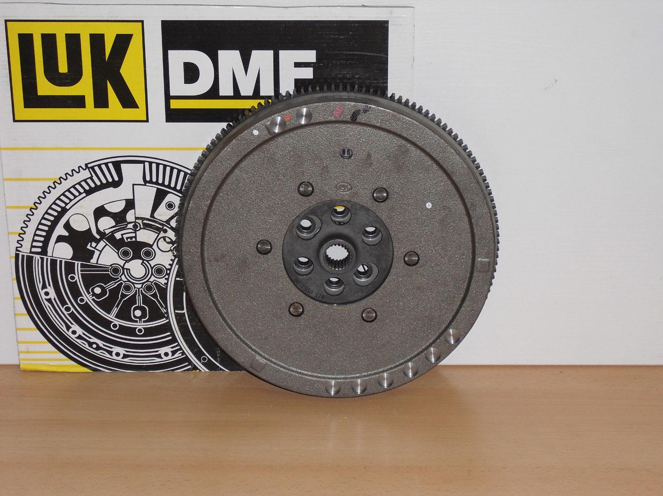 LUK Flywheel Bolt Screw Set For Fiat Ford Volvo Dual Mass 411016110